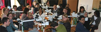 Photos of the ACP Sponsored Histopathology Course 2008